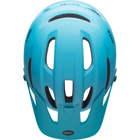 Bell 4Forty MIPS Helmet rush matte/gloss bright blue/black